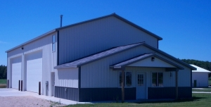 The C. E. Burt Cargill Demonstration Storage Facilty is located at the MSU Montcalm Research Facility.